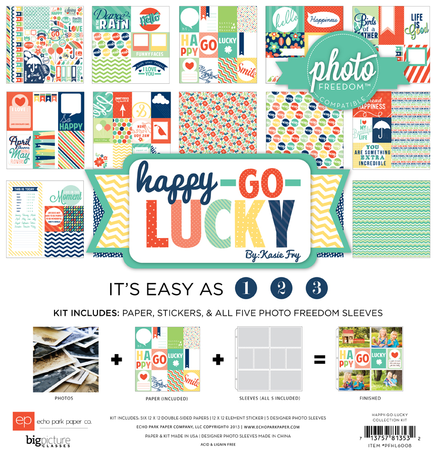 Happy Go Lucky Quotes Life: Craft Warehouse Blog