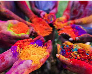 information on holi in hindi