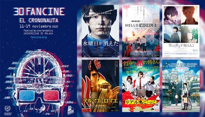 Programación japonesa 30 Fancine Málaga