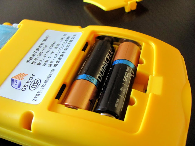 GB Boy Colour Batteries