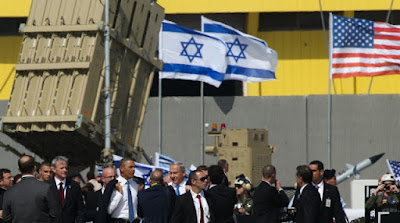 hệ thống Iron dome