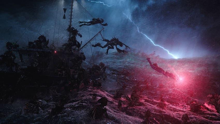 Warner Bros отменила The Trench - спинофф «Аквамена» и хоррор во вселенной DCEU