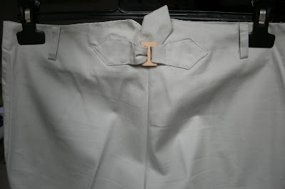 TARA JARMON - Tailleur veste et pantacourt beige clair - T42 - TRES BON ETAT