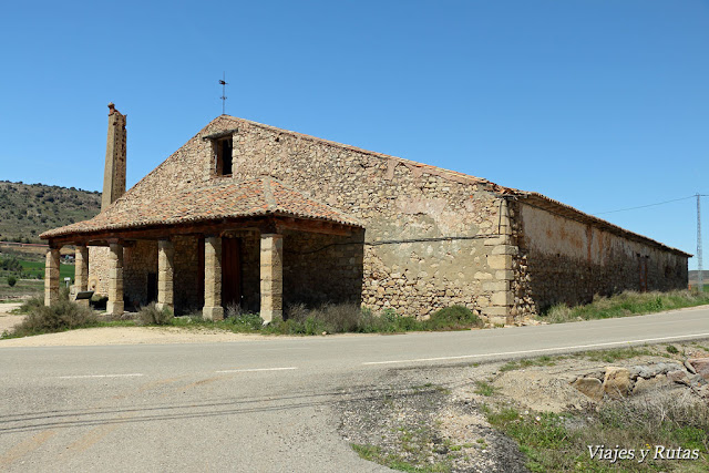 Salinas de Imón, Guadalajara
