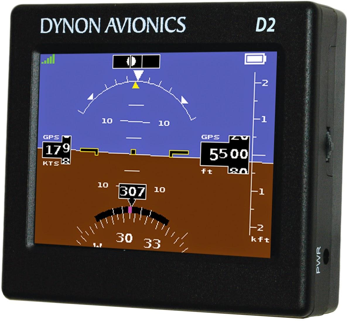 Dynon Preflight Brief: New Lower Price for Dynon D2 Pocket Panel