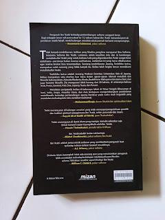 Cover Belakang Buku Sufisme