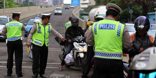 Sweeping Besar- Besaran Bulan Maret, Ini Yang Menjadi Incaran Polisi !! Bukan SIM Dan STNK .. Hati-Hati !!