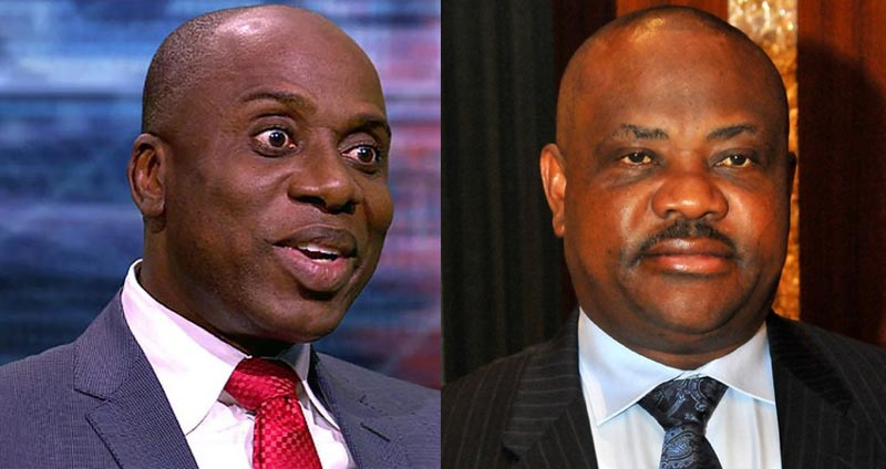 Wike: No love lost between me and Amaechi