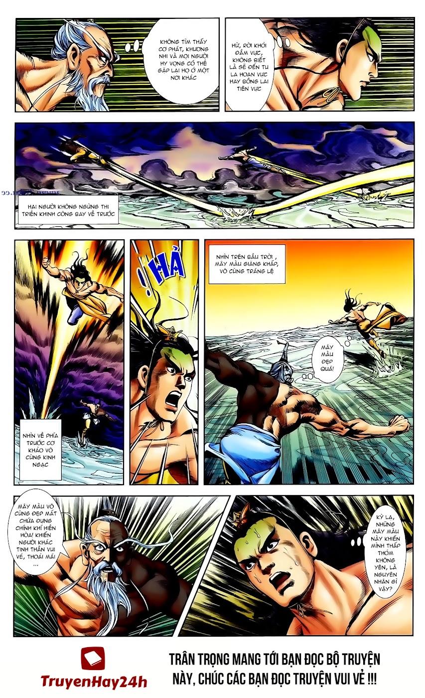 Cơ Phát Khai Chu Bản chapter 99 trang 30