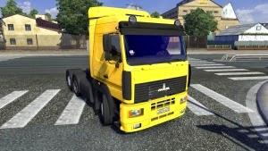 Maz 5440 truck