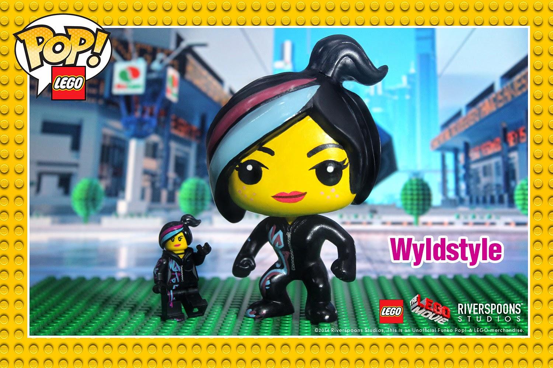 Riverspoons Studios: Riverspoons Studios Funko Pop! Lego ...