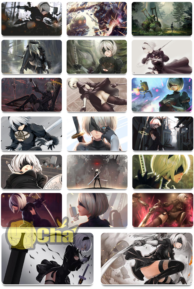 Download Theme Pack Nier Automata For Windows 10