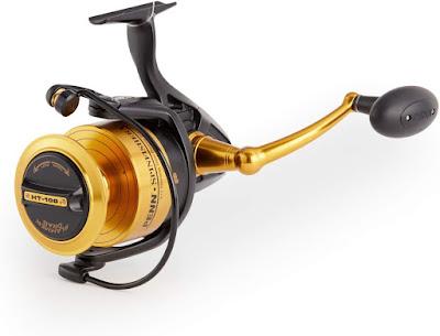 Spinfisher V, Reel Air Laut Terbaik Di Dunia