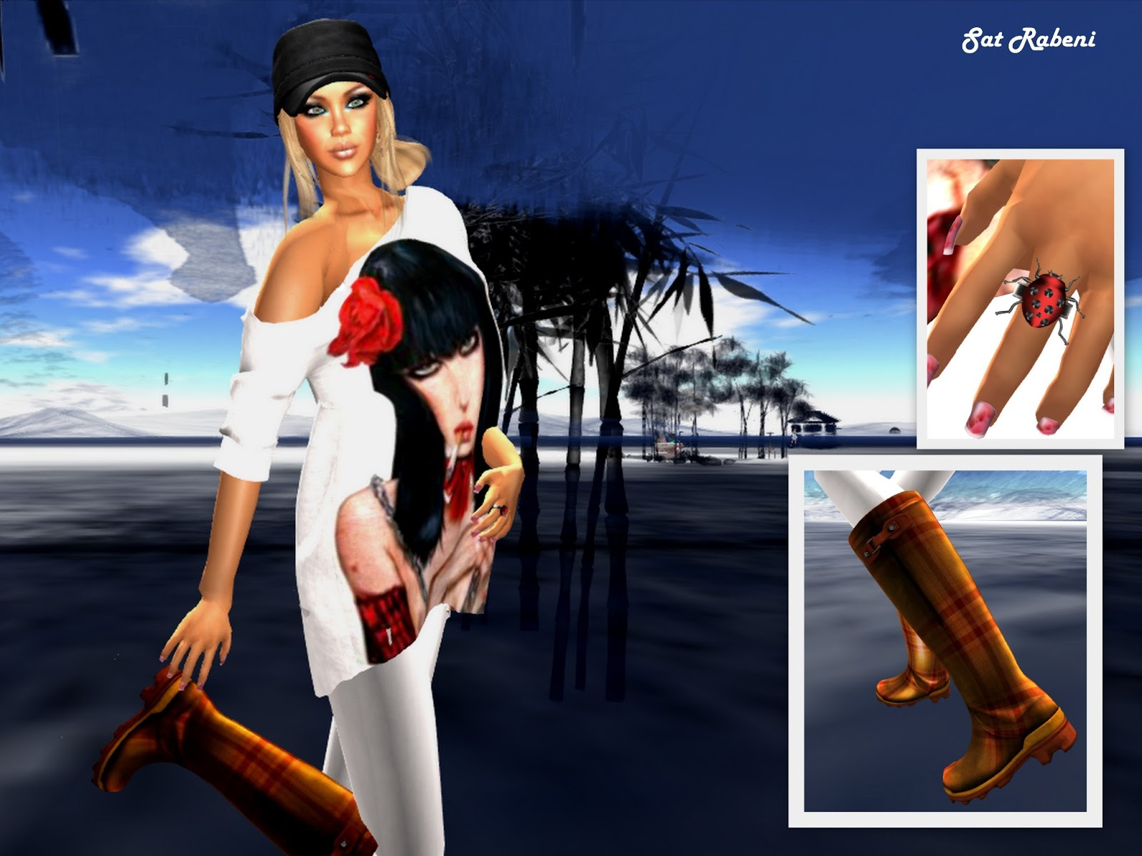 PROMO-REGALO-FASHION SECOND LIFE