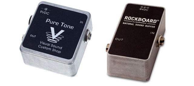 Solución a la Perdida de Tono de la Guitarra Eléctrica: Instalar un Buffer en la Cadena de Efectos
