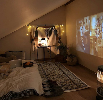 neosvetljena soba
