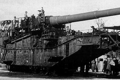 O supertanque nazi de 1000 toneladas que nunca foi construído