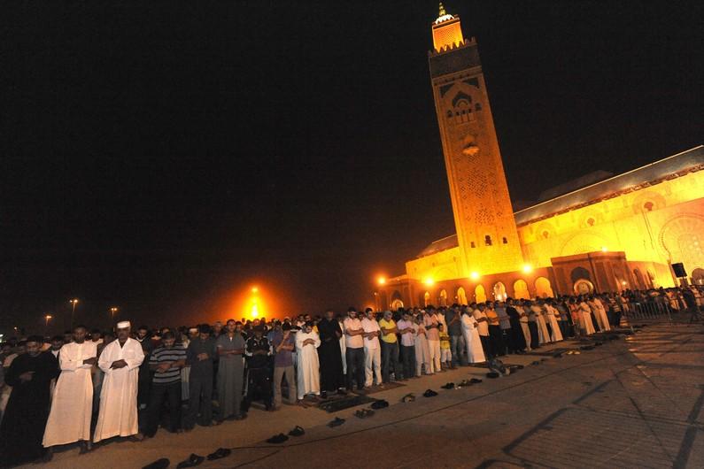 Un membre d'un parti politique Maroc demande une Fatwa pour ne pas prier un vendredi, jour d'élection.