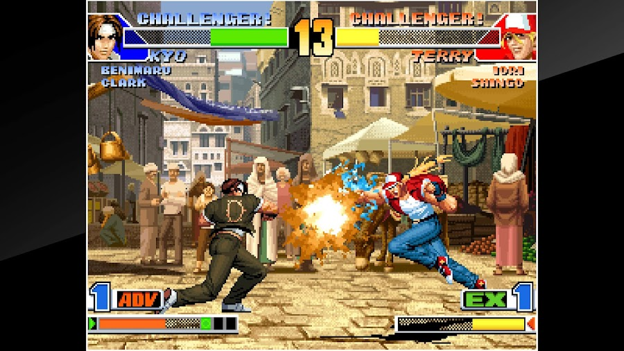 aca new geo king of fighters 98 ps4