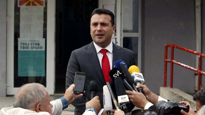 Οι Σκοπιανοί είπαν εμμέσως όχι - Ναυάγιο για Ζάεφ το 65% αποχή στο δημοψήφισμα