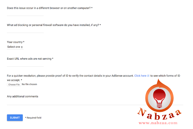 طريقة إسترجاع حساب جوجل ادسنس بعد إختراقه مضمونة وشرعيه