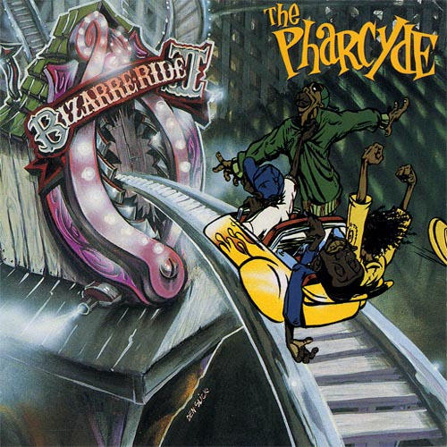 Hoy en la historia del Hip Hop:  The Pharcyde lanzó su álbum debut Bizarre Ride II The Pharcyde el 24 de noviembre de 1992