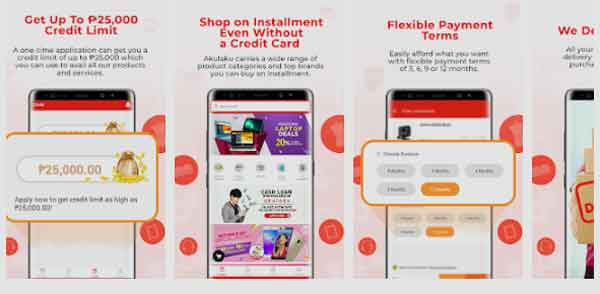 keuntungan kredit dan keuntungan menggunakan aplikasi akulaku