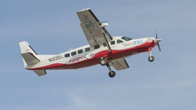 Selepas Kereta Elektrik, Berikut Memperkenalkan Pesawat Elektrik!