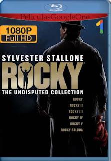 Rocky (1976-2006) Colección [1080p BRrip] [Latino-Inglés] [GoogleDrive]