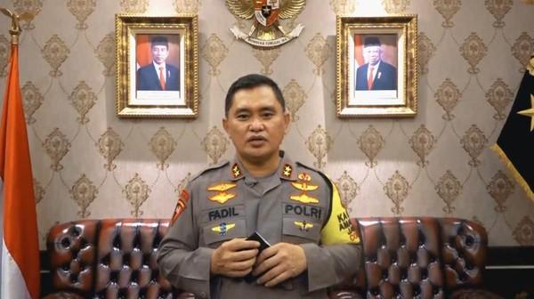 HRS-Ketum FPI-Habib Idrus Tersangka, Kapolda Metro: Kami Akan Tangkap!