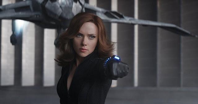 Scarlett Johansson habla de Avengers: Infinity War