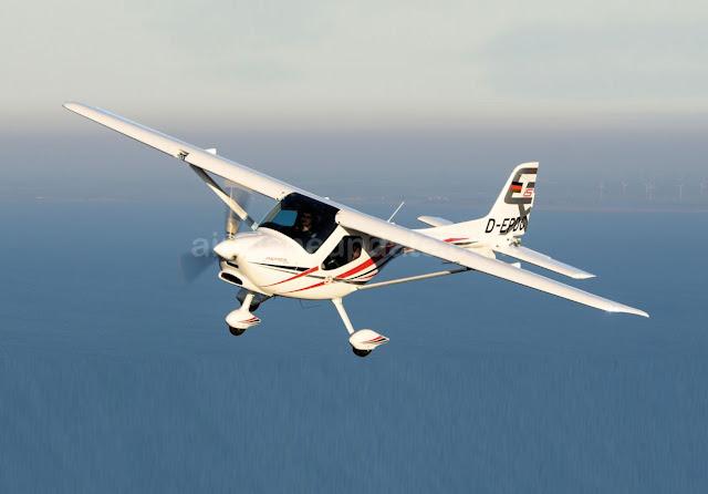 REMOS GXiS light sport aircraft
