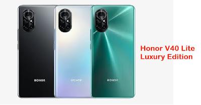 66W फास्ट चार्जिंग के साथ लॉन्च हुआ Honor V40 Lite Luxury Edition, जानें अन्य फीचर्स और कीमत