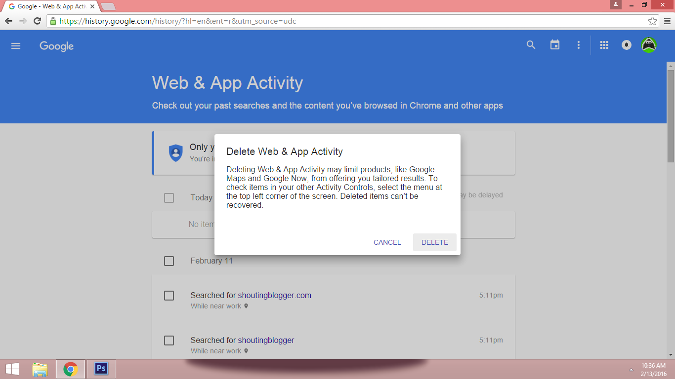 How to cancel google wallet account