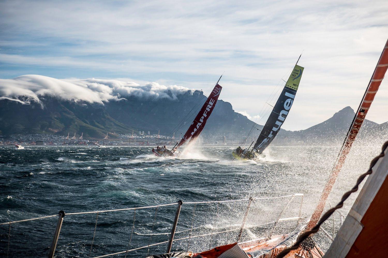 the next volvo race in multihulls sailfeed