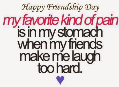 Happy Friendship Funny Quotes 2014 For Friendship Day First Of All