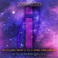 #AtoZChallenge 2020 Blogging from A to Z Challenge letter I