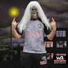 """W A Sport: camisa de futebol do Iron Maiden inspirada no álbum """"Killers"""""""