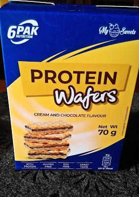 Protein Wafers - TuKama testuje #9