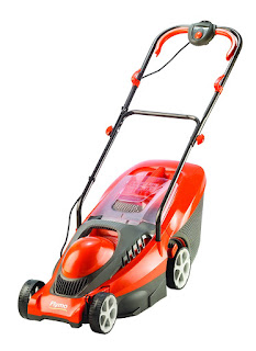 Rotary Mowers Capacity 40L, Flymo Chevron 34VC, 34cm Cutting Width, offers : £64.99