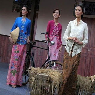 model kebaya jumbo 2019