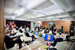 Para Pemimpin Asia Tenggara Gelar ALM Bahas Solusi Untuk Myanmar