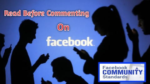 Precautions to Take while Commenting on Facebook Post - Facebook Community Standards