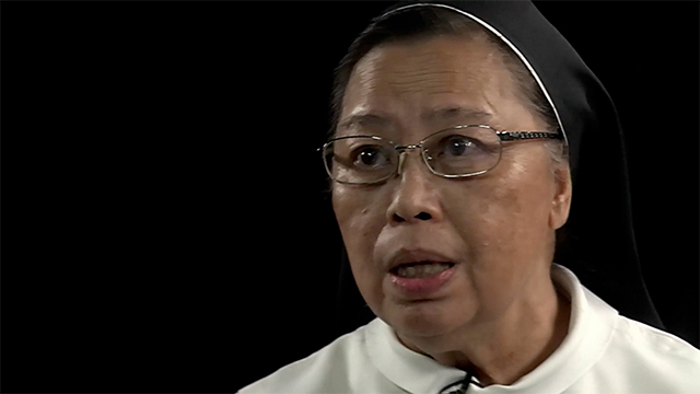 Sister Mary John Mananzan, LGBT, Sogie Bill