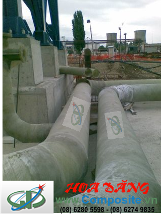 Ống Composite FRP