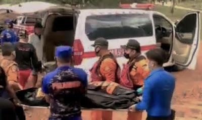 Tim SAR Gabungan Temukan Jenazah Seorang Pria di Waduk Duriangkang