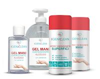 Logo Vinci gratis Spray Igienizzante Mani da 100 ml