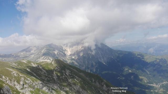 Vista dal Monte Brancastello