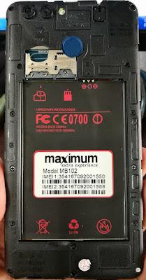 MAXIMUM MB102 FLASH FILE  FIRMWARE