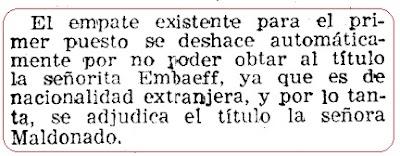Recorte de Mundo Deportivo del 12 de julio de 1946